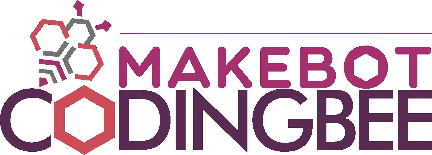 Makebot CodingBee Logo
